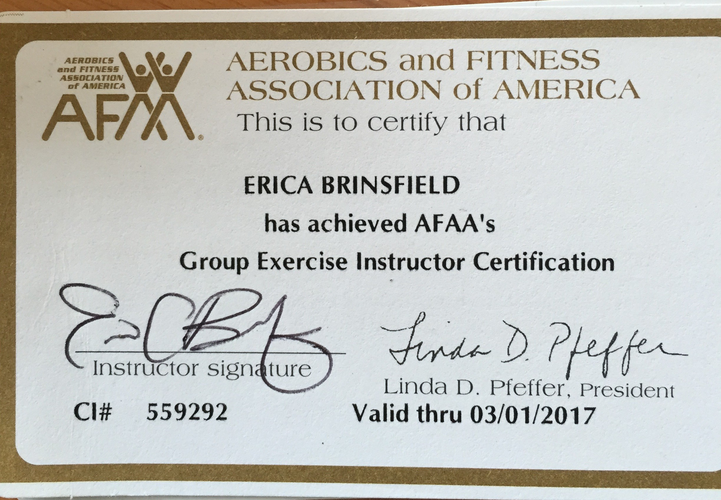 So You Want To Be A Group Fitness Instructor? - Off Finding Sparks